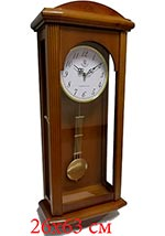 Настенные часы Woodpecker Wood Clocks WP-9241W1M-06