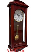 Настенные часы Woodpecker Wood Clocks WP-9241W1M-07
