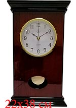 Настенные часы Woodpecker Wood Clocks WP-9270CKA