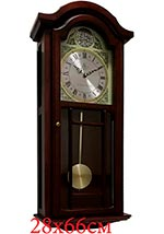 Настенные часы Woodpecker Wood Clocks WP-9347LM-07