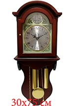 Настенные часы Woodpecker Wood Clocks WP-9358WM-07