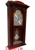 Настенные часы Woodpecker Wood Clocks WP-9377M-07