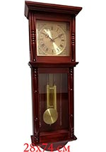 Настенные часы Woodpecker Wood Clocks WP-9416M-07