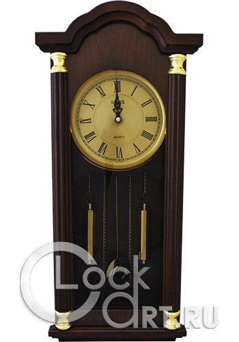часы Sinix Chime Wall Clocks 2081GR