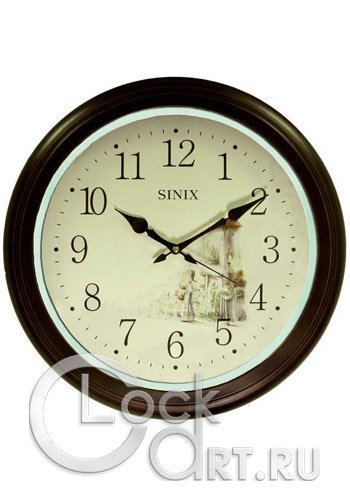 часы Sinix Wall Clocks 5073