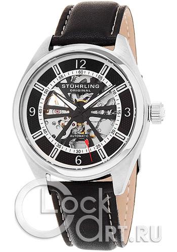 Часы наручные мужские stuhrling детские часы радуга спб купить