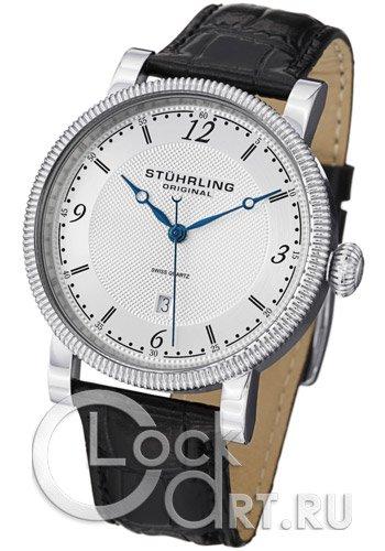 Мужские часы Stuhrling 1129Q.03 Женские часы Orient WD08003W